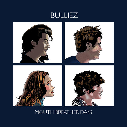 Stranger Things Gorillaz Mouth Breather Days