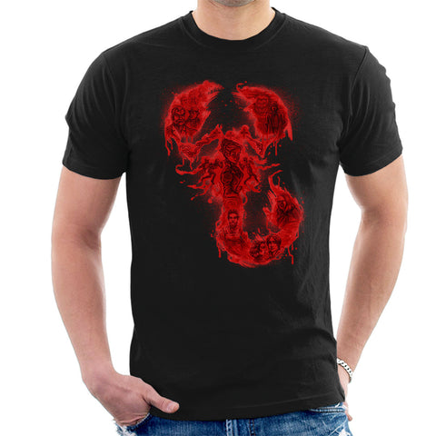 A Dreadful Symbol Penny Dreadful Black Men's T-Shirt