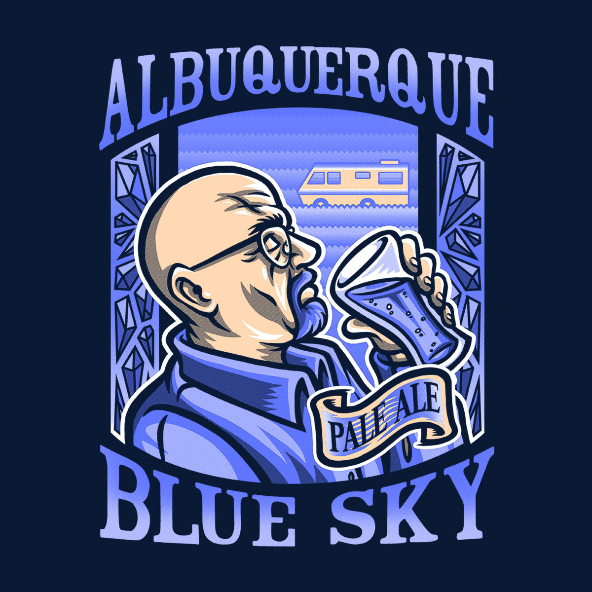 Albuquerque Blue Sky Breaking Bad