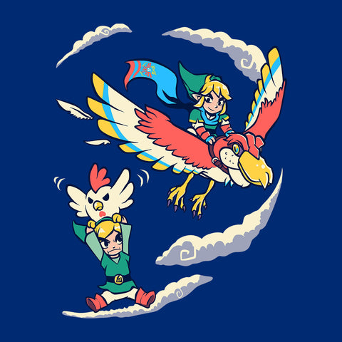 Legend Of Zelda A Better Way To Fly