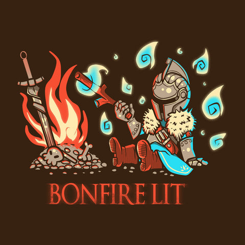 Dark Souls Bonfire Lit