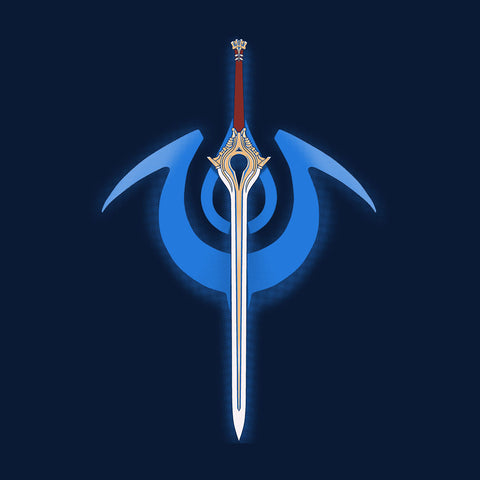 Fire Emblem Chroms Falchion
