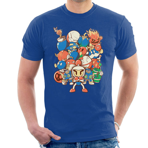 Bomberman The Ultimate Bomb Mashup