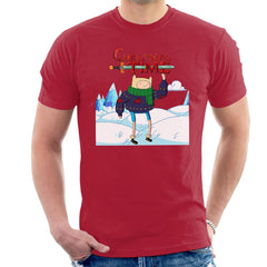Adventure Christmas Time Finn Ice World Cartoon Network