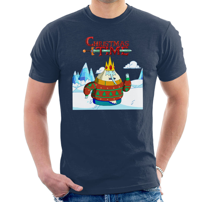 Adventure Christmas Time Ice King Ice World Cartoon Network by MacXi - Cloud City 7