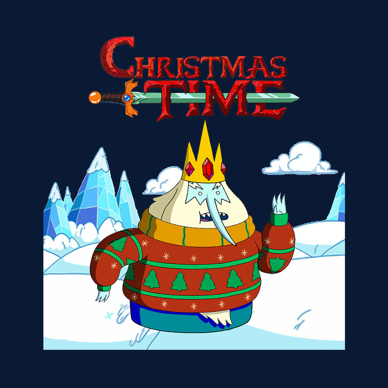 Adventure Christmas Time Ice King Ice World Cartoon Network