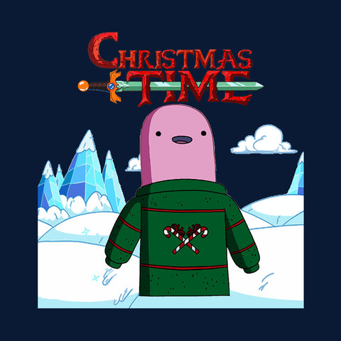 Adventure Christmas Time Shelby Ice World Cartoon Network