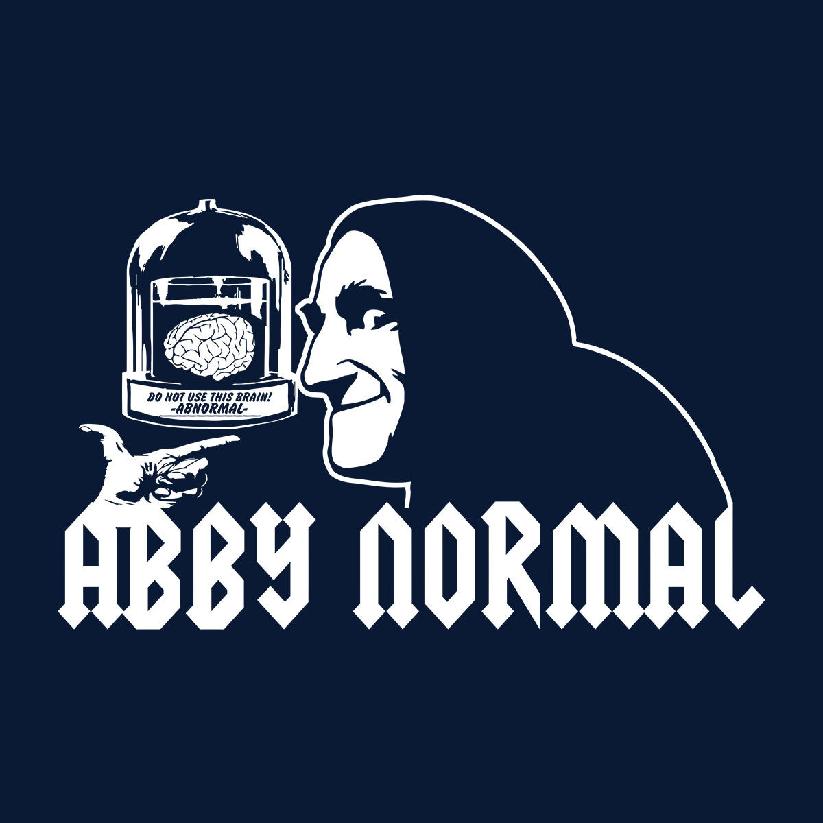 Abby Normal Young Frankenstein
