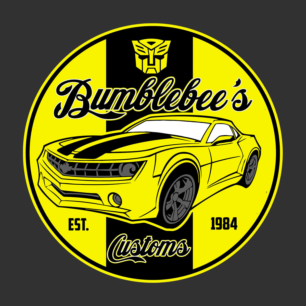 Bumblebees Customes Transformers