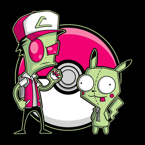PoGIRmon Invader Zim Pokemon