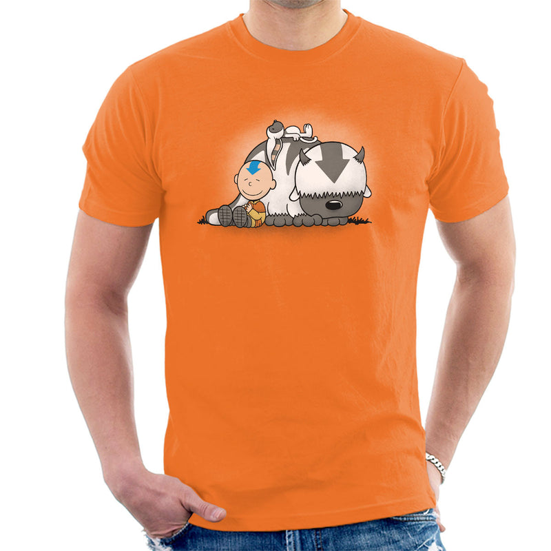ab39983842 ... You Arrowhead Avatar The Last Airbender Peanuts Men s T-Shirt by  Adho1982 - Cloud City ...