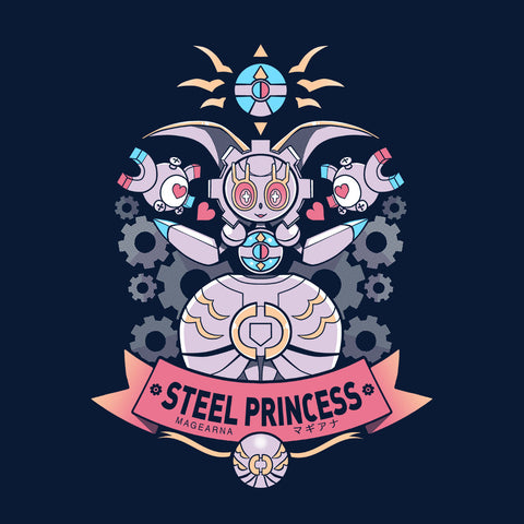 Steel Princess Magearna Pokemon
