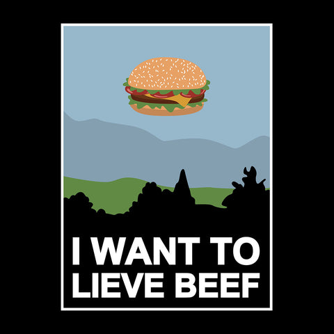 I Want To Lieve Beef