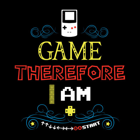 I Geek Therefore I Am Gaming