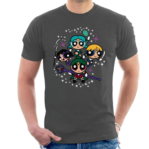 Outer Puff Girls Sailor Moon Powerpuff