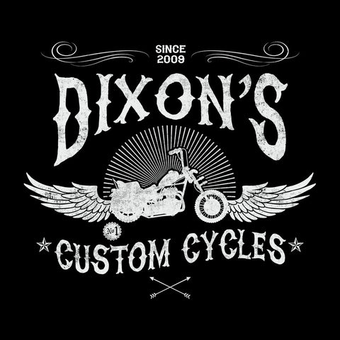 Dixons Custom Cycles Walking Dead