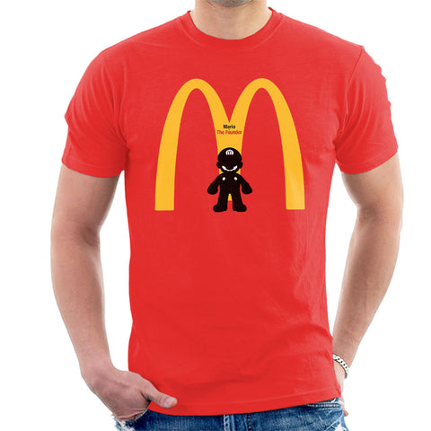 Mario Is The Founder Of McDonalds
