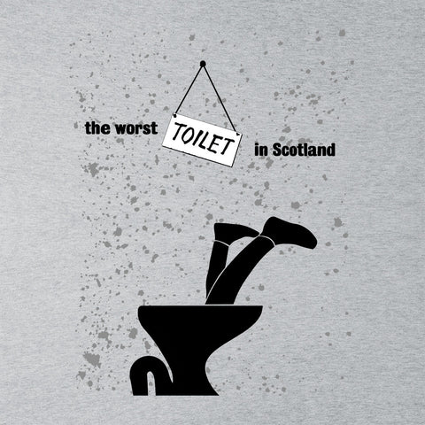 Trainspotting T2 The Worst Toilet In Scotland Black