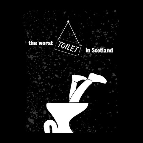 Trainspotting T2 The Worst Toilet In Scotland White