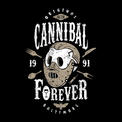 Cannibal Forever Hannibal Lecter