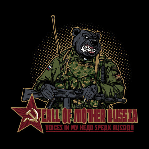 Call Of Mother Russia
