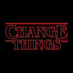 Change Things Stranger Things