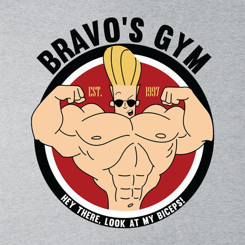 Johnny Bravo Bravos Gym