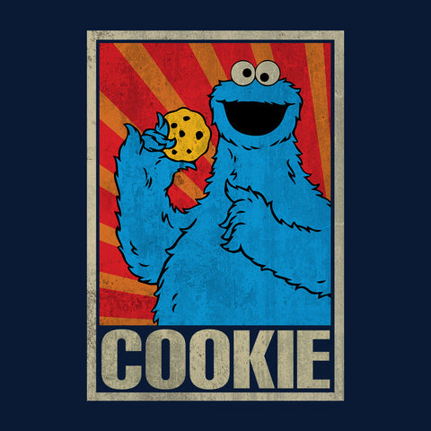 Sesame Street Cookie Monster Soviet