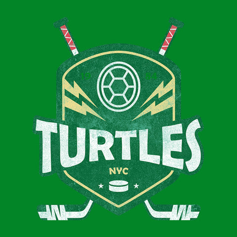 Turtles Hockey Emblem