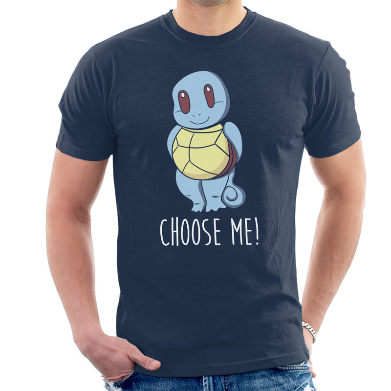 Choose Me Squirtle Pokemon