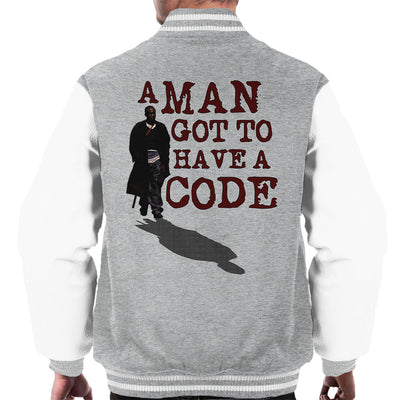 A Man Got To Have A Code Omar The Wire | Cloud City 7