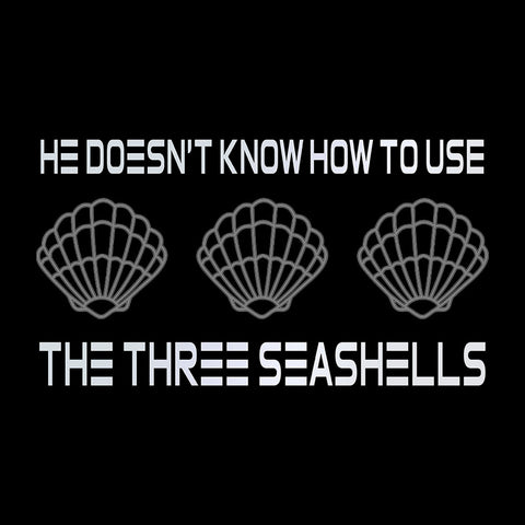 Three Seashells Demolition Man