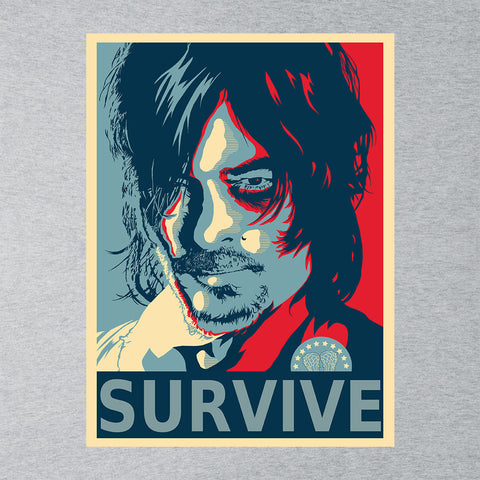 Walking Dead Daryl Dixon Hes No Ones Bitch