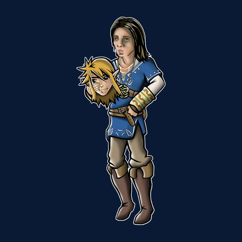 Zelda Neverending Story Hero