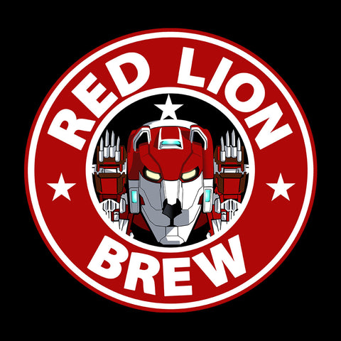 Voltron Red Lion Brew Coffee