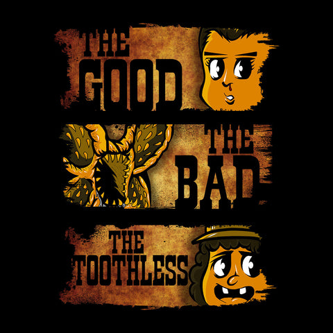 Stranger Things The Good The Bad And The Toothless