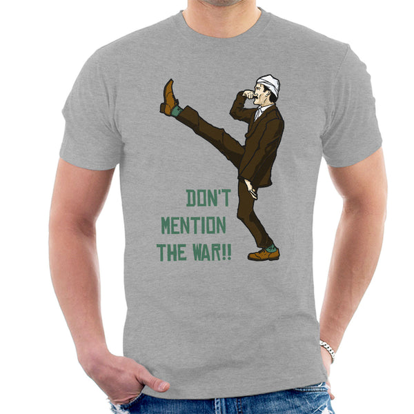 Fawlty Towers Dont Mention The War Men's T-Shirt