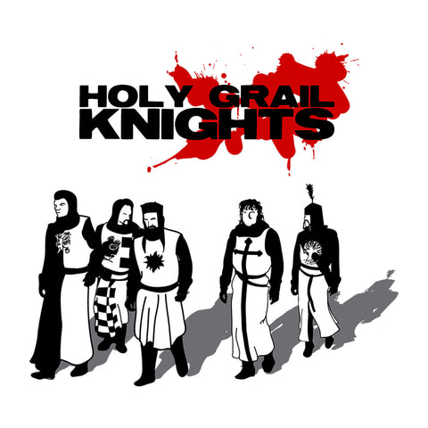 Reservoir Dogs Monty Python Holy Grail Knights