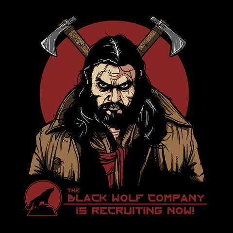 The Black Wolf Company Recruiting Now