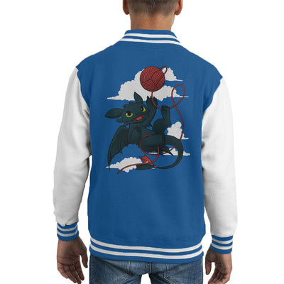 How to train your baby dragon cloud city 7 how to train your baby dragon kids varsity jacket ccuart Images