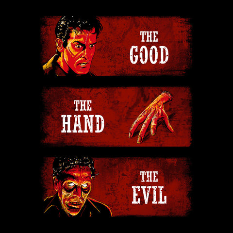 The Good The Hand And The Evil