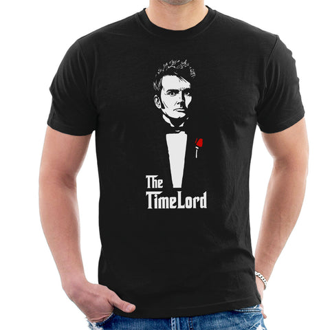 Doctor Who The Timelord Inspired by The Godfather