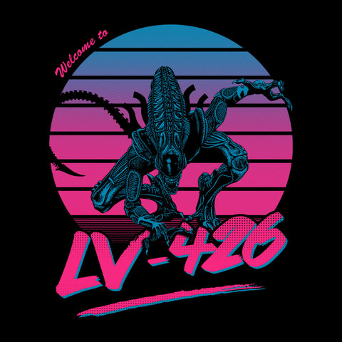 Aliens Welcome to LV-426