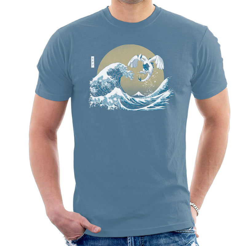 ... Pokemon The Great Guardian Lugia Men's T-Shirt by ddjvigo - Cloud City  7 ...