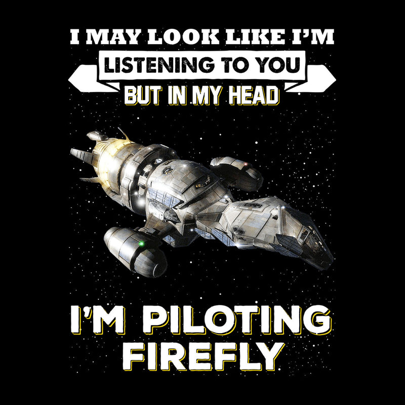 I May Look Like Firefly Serenity Kid's T-Shirt by Pheasant Omelette - Cloud City 7