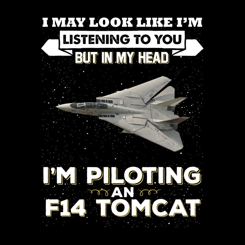 I May Look Like F14 Tomcat Top Gun