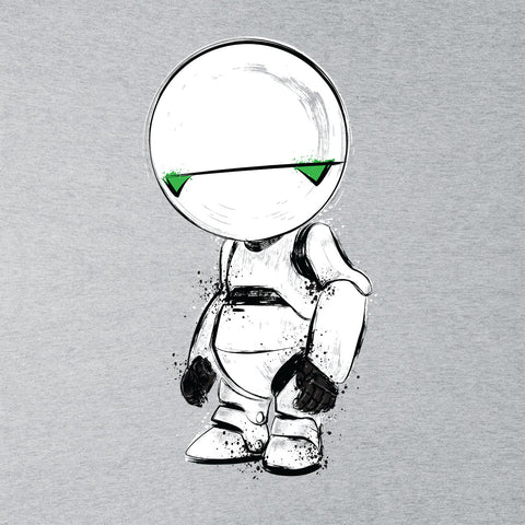 Hitchhikers Guide To The Galaxy Paranoid Android