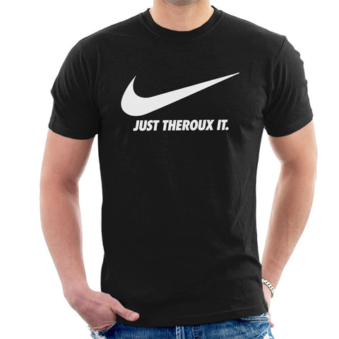 Louis Theroux Nike Just Theroux It