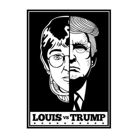 Louis Theroux Vs Donald Trump