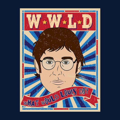 WWLD What Would Louis Do Theroux